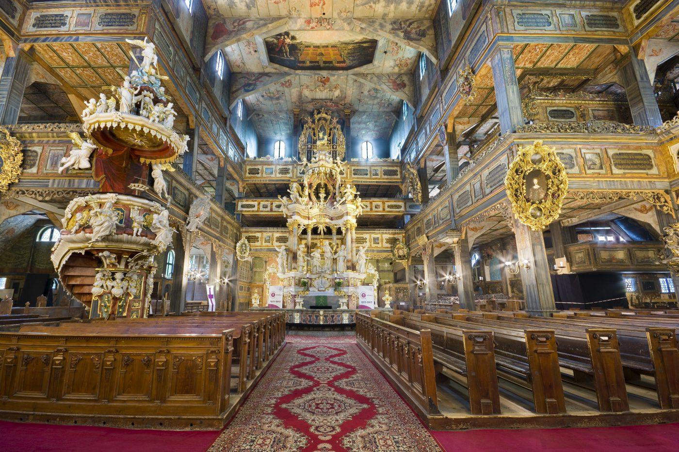 Kościół Pokoju – drewniany cud w Świdnicy i Jaworze