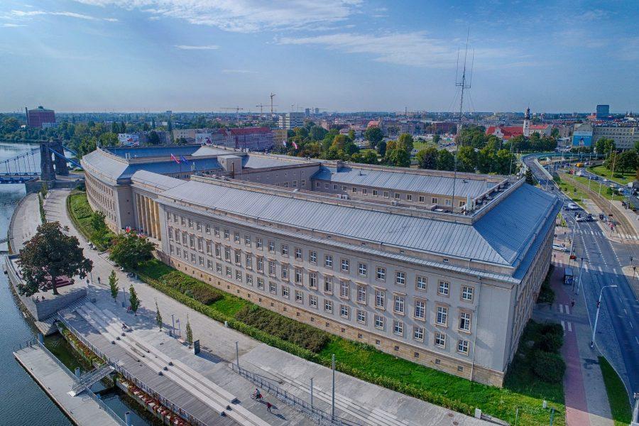 wrocław z drona artur kowalczyk polska zachwyca