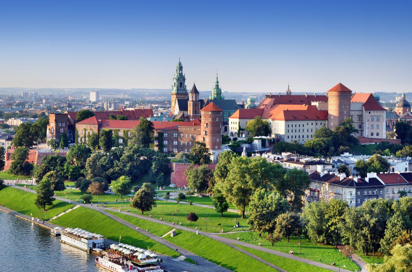 Weekend w Krakowie w 5* hotelu za 232 zł!