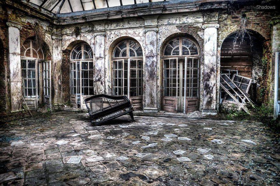 Opuszczone miejsca w Polsce – nadal są piękne
