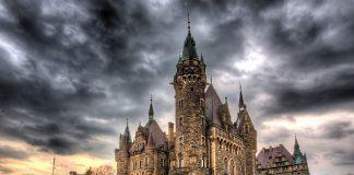 Zamek w Mosznej