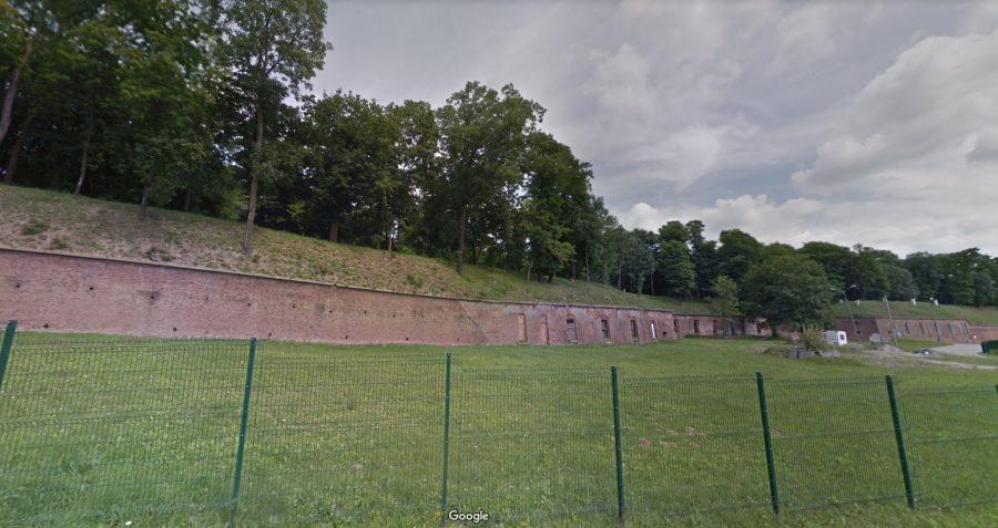 Fort w Węgrzcach węgrzce