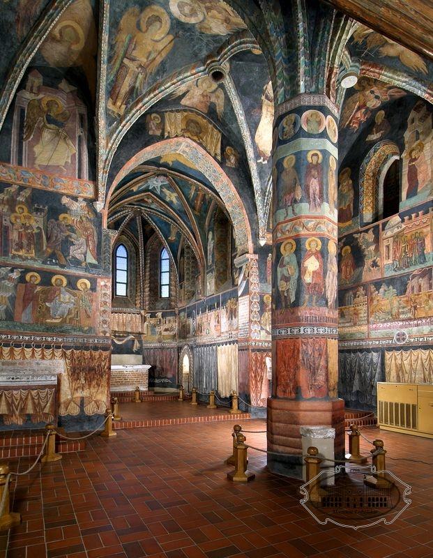 lublin muzeum kaplica trójcy świętej