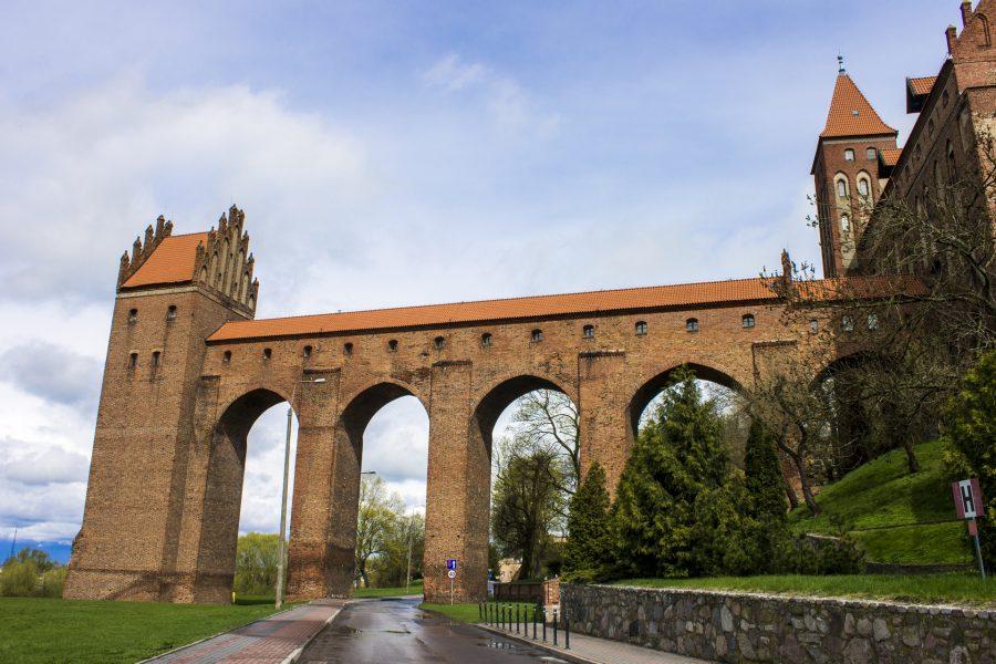 zamek w kwidzynie gdanisko