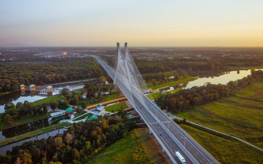 most rędziński wrocław aow