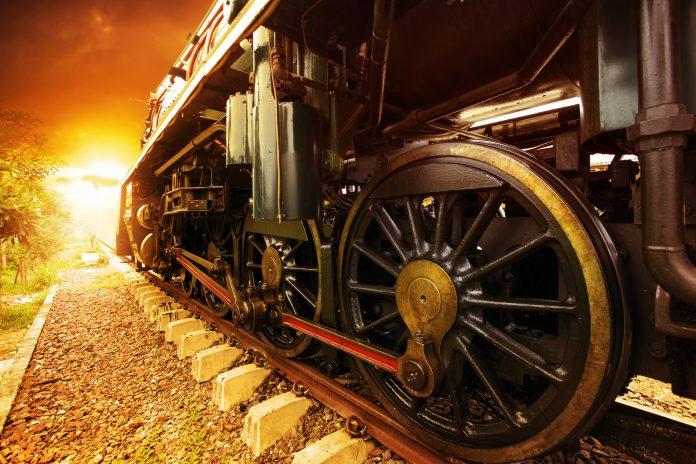 złoty pociąg