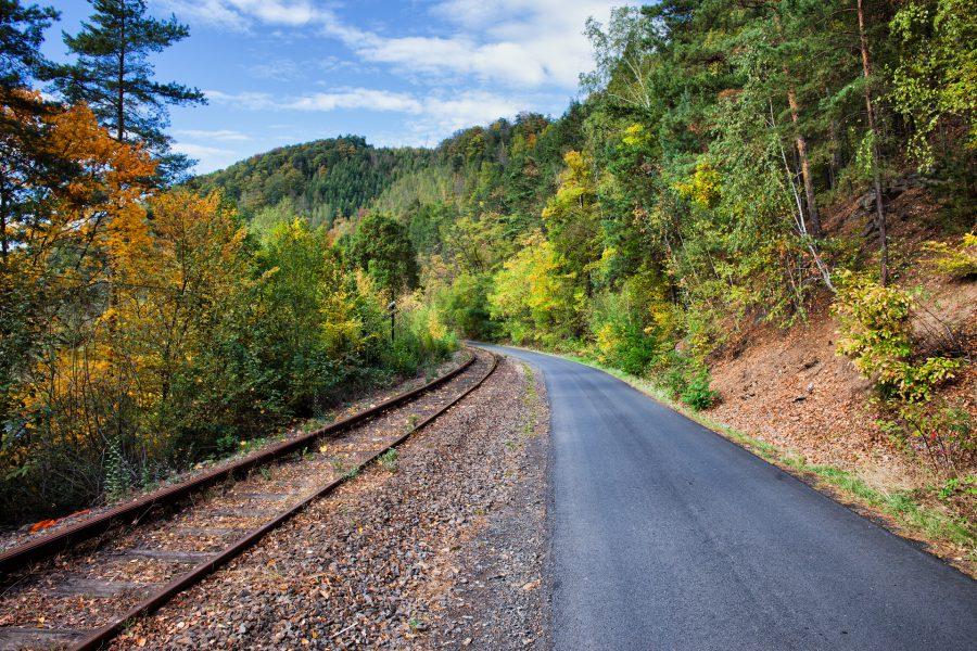Tory kolejowe na Dolnym Śląsku. Gdzie jest Złoty pociąg?