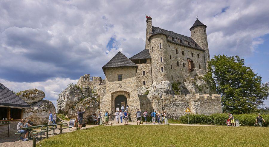 zamek mirów bobolice