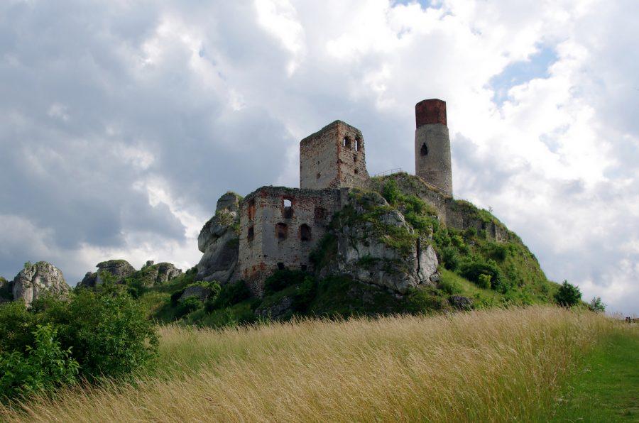 Zamek olsztyn pod częstochową
