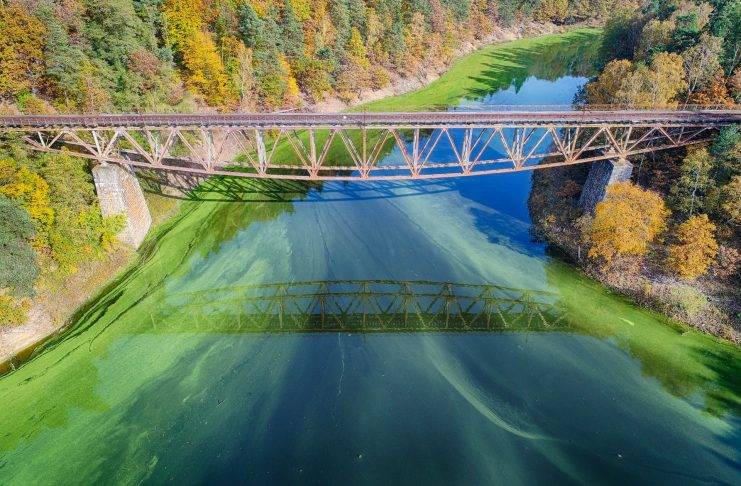 Jezioro Pilchowickie. Fot. Artur Kowalczyk, Polska Zachwyca