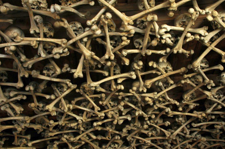 Kaplica czaszek w Czermnej, fot. Wikimedia Commons