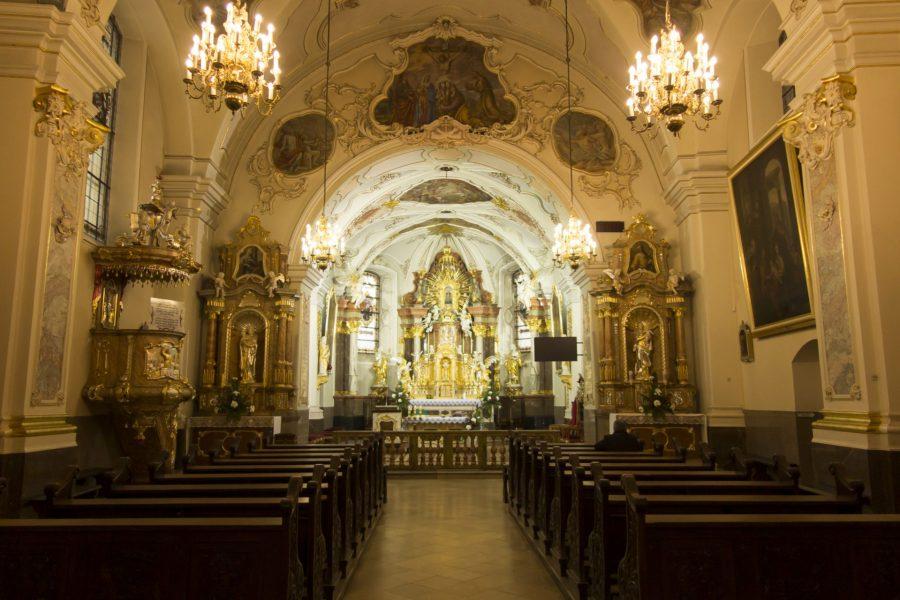 Bazylika św. Anny Samotrzeciej, Góra Świętej Anny