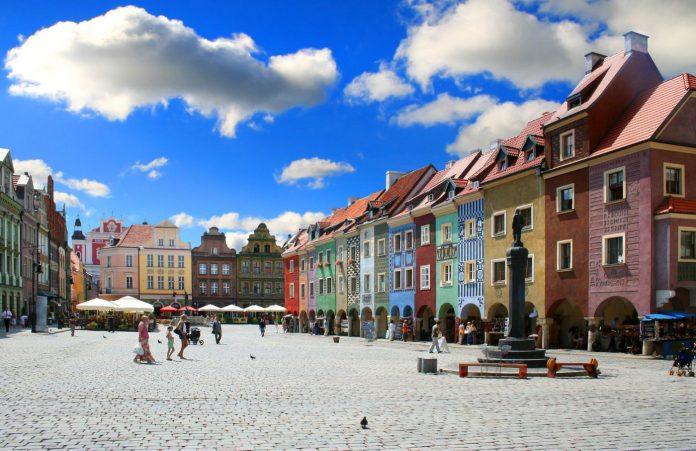 wielkopolskie atrakcje Rynek w Poznaniu