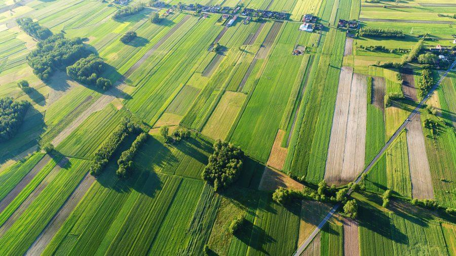 zdjęcia z drona polska z drona
