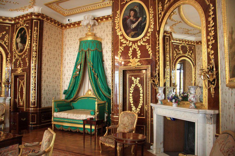zamek królewski w Warszawie wnętrza zamku królewskiego