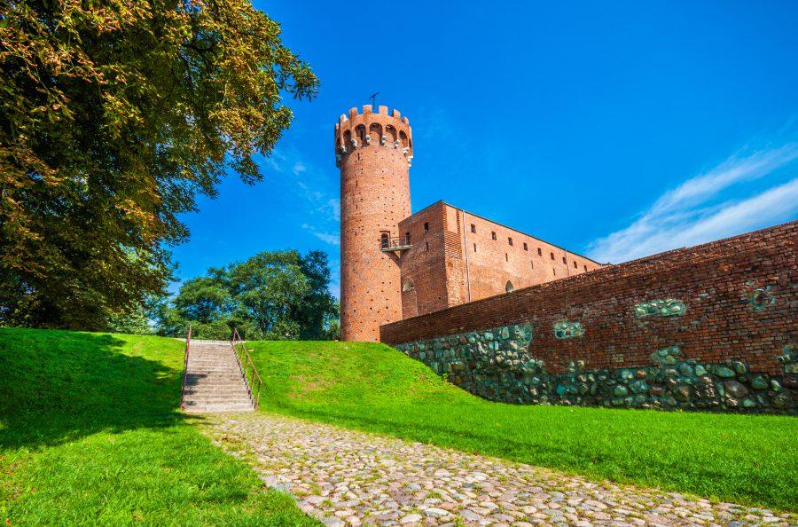 zamek świecie zamek w świeciu