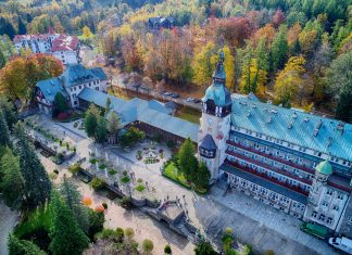 Dom Zdrojowy w Świeradowie-Zdroju