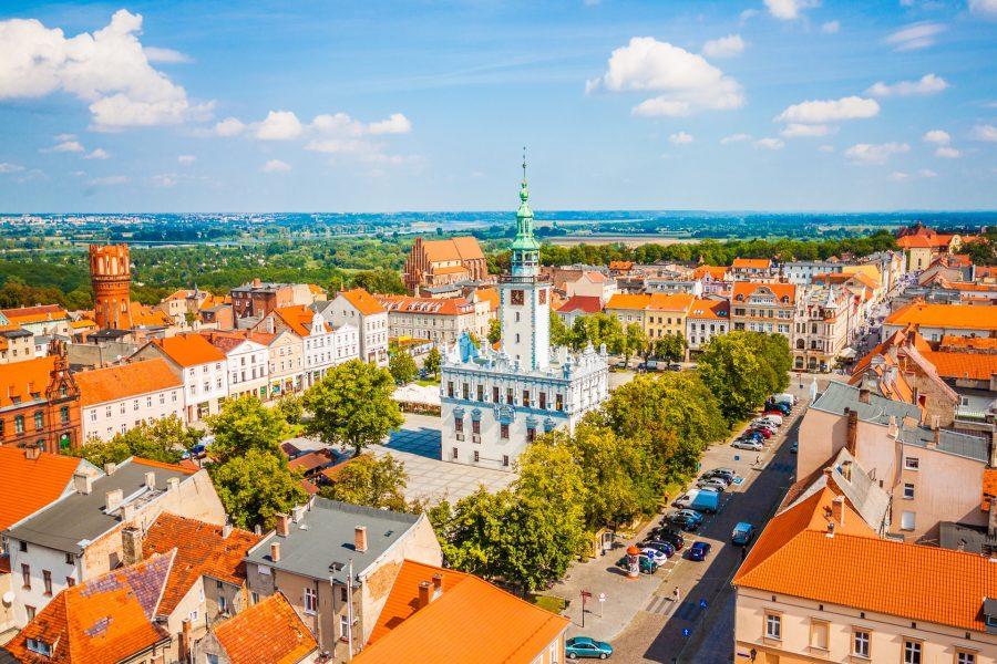 Chełmno, miasto zakochanych