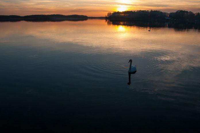 jezioro drawsko