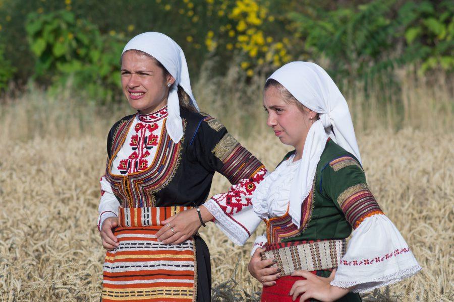 andrzejki Panny wypatrujące męża ;) fot. Creative Commons