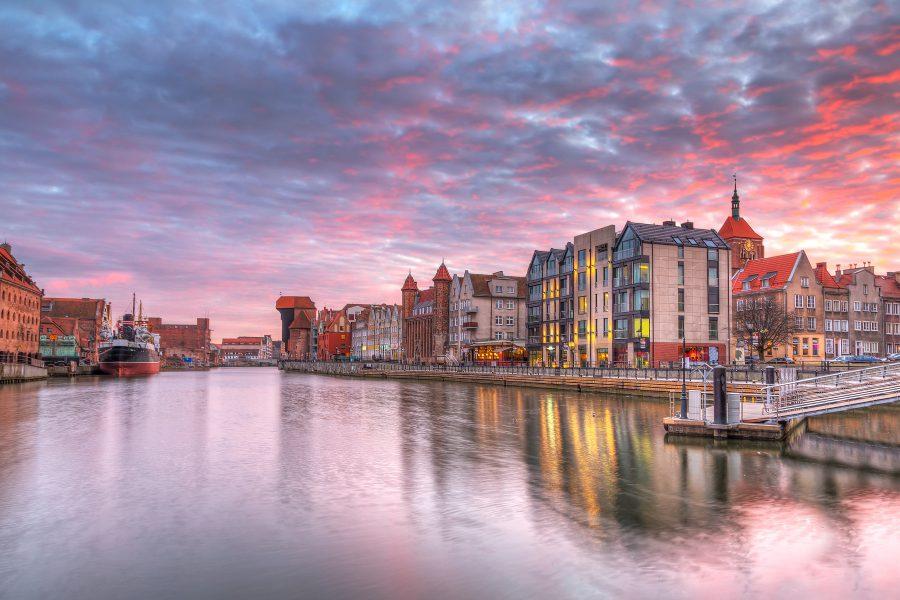 najpiękniejsze miejsca w polsce gdańsk