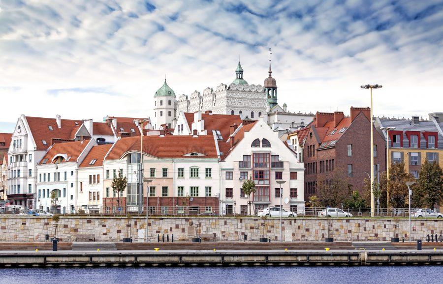 Zamek Kiążąt Pomorskich w Szczecini