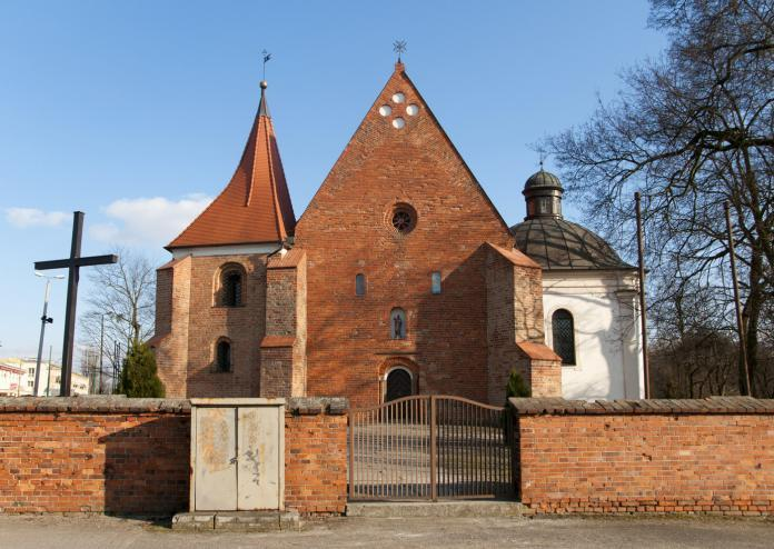kościół św. jana poznań