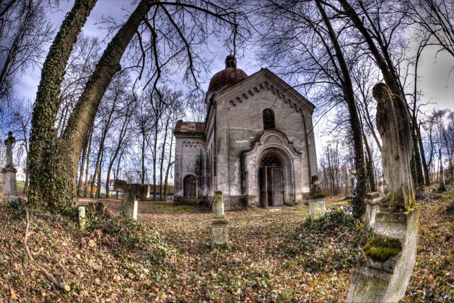 opuszczone cerkwie