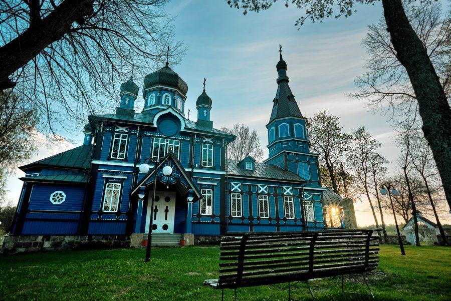 najpiękniejsze miejsca w polsce cerkiew w puchłach