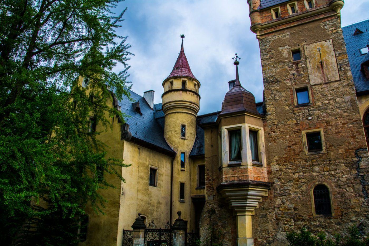 Zamek Sobótka Górka