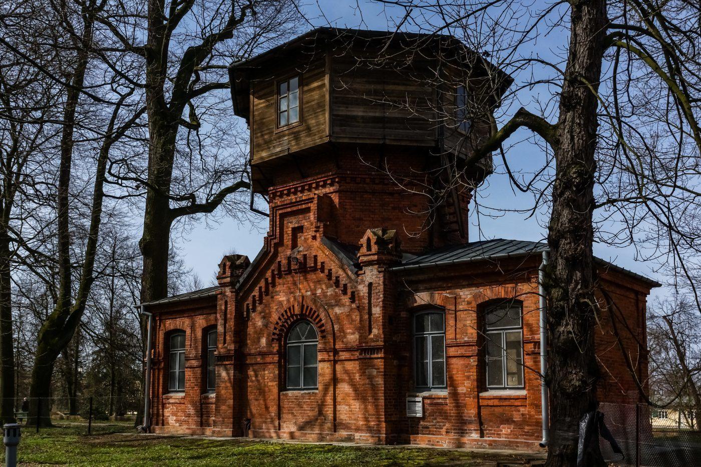 Wieża ciśnień w Puławach