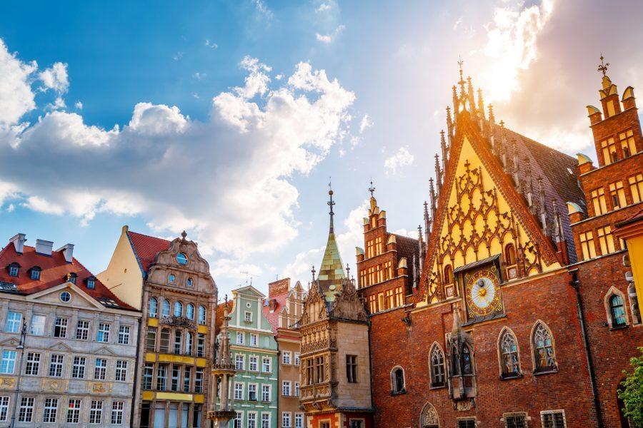 najlepsze miasto w europie wrocław 2018 european best destination