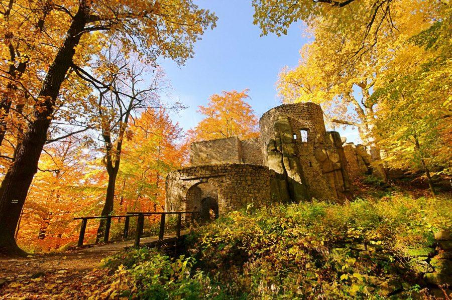 Zamek Bolczów fot. Shutterstock
