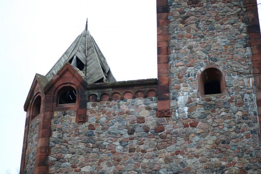 kościół w pisarzowicach