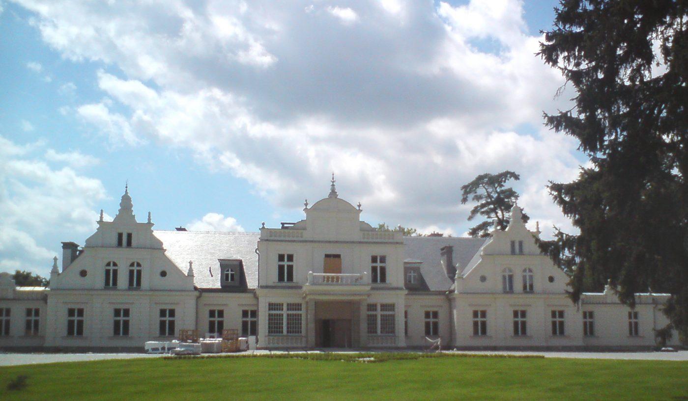 Pałac w Turznie