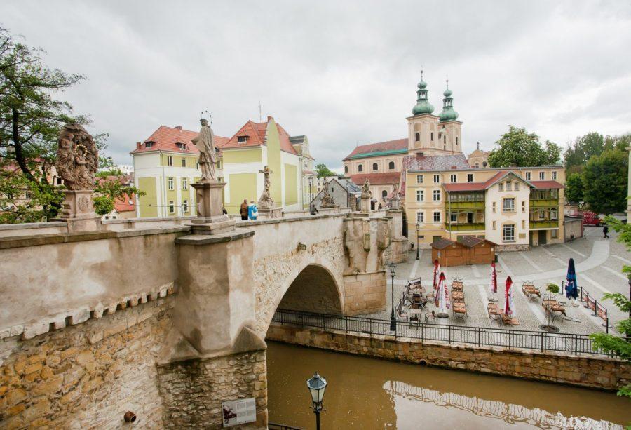 most gotycki w kłodzku