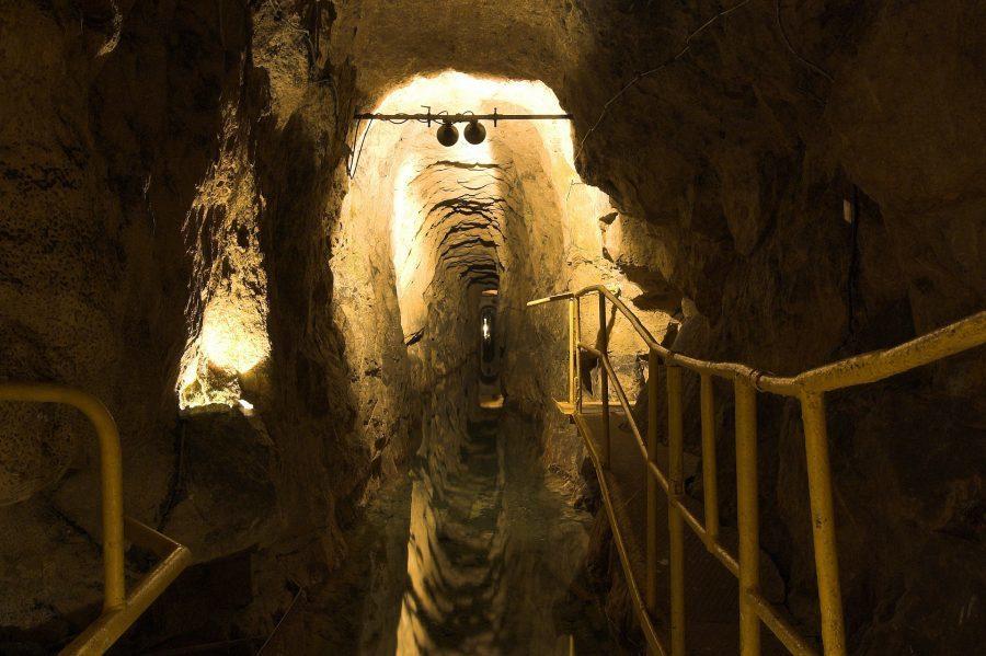 tarnowskie góry kopalnia srebra