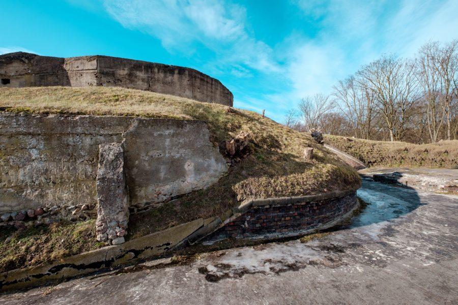 Fort zachodni, twierdza Świnoujście