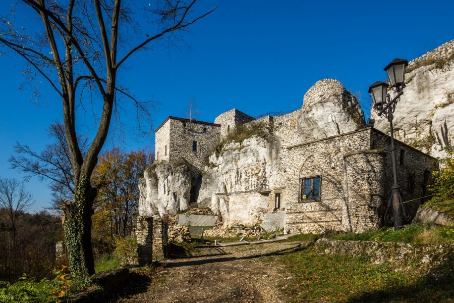 Zamek Bąkowiec