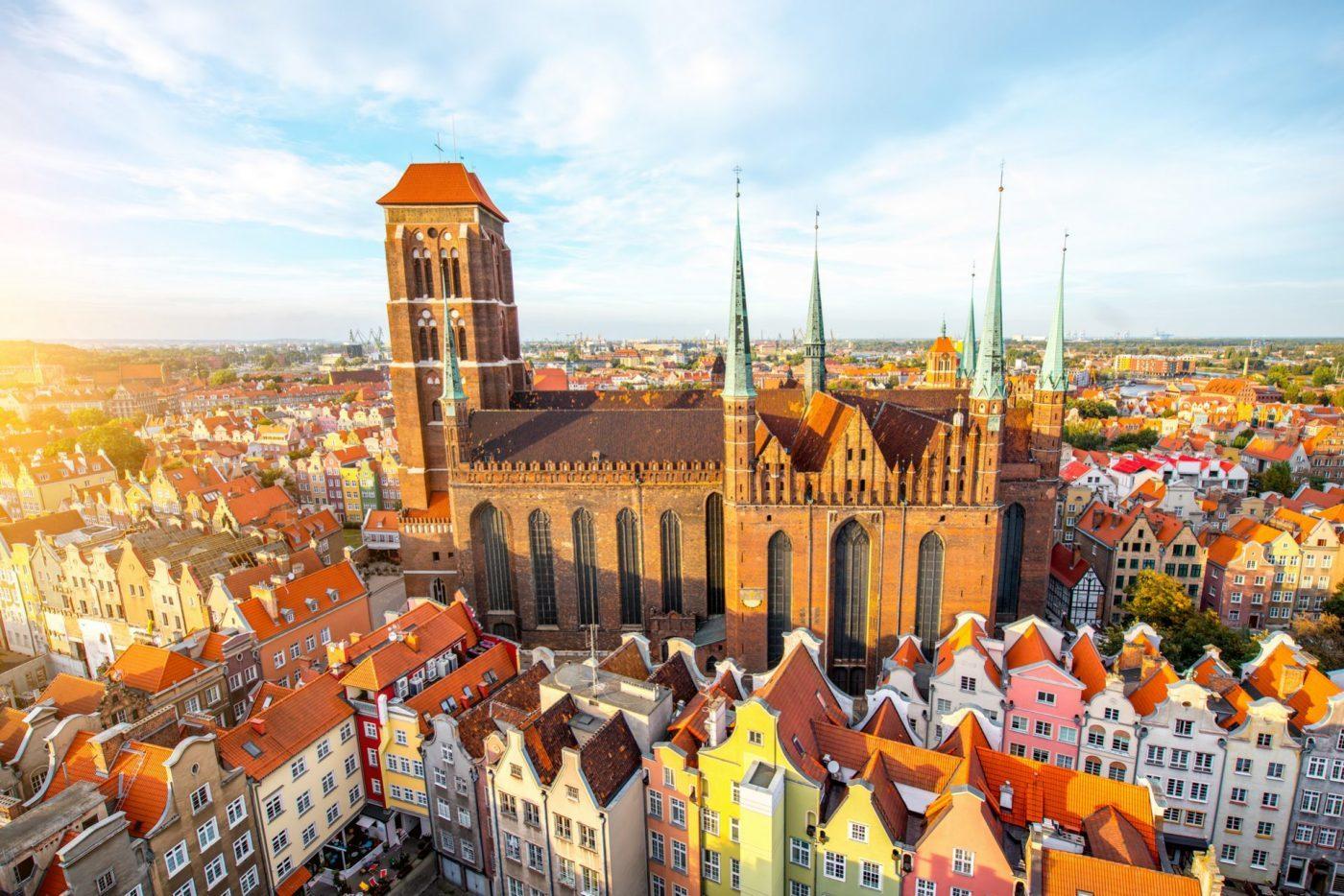 Bazylika Mariacka w Gdańsku – gotycki kolos