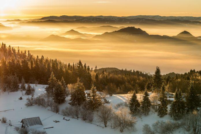 lubań gorce gorczański park narodowy