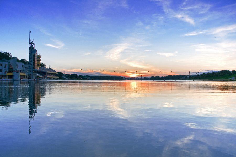 jezioro malta w poznaniu