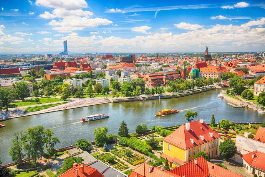 Wrocław najlepszym miastem dla turystów 2018 european best destination
