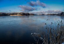 Jezioro Jeziorak w Iławie