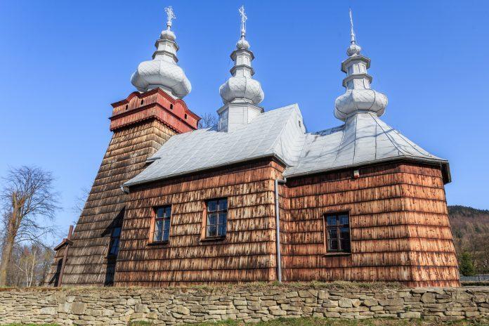 Cerkiew w Boguszy