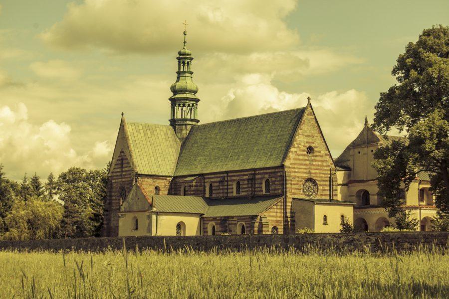 kościół klasztorny Najświętszej Marii Panny i św. Floriana w Wąchocku