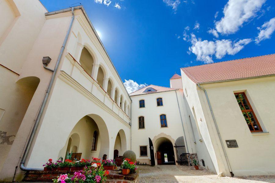 Zamek w Krośnie Odrzańskim. Fot. Shutterstock