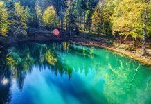 kolorowe jeziorka rudawy janowickie