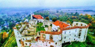 zamek w Janowcu, Kazimierz Dolny