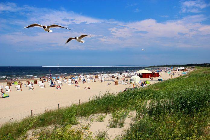 świnoujście plaża